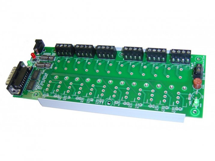 RB12 Relay Board