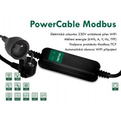 NETIO PowerCable Modbus 101E