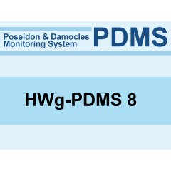 HWg-PDMS 8 : Monitorovací software