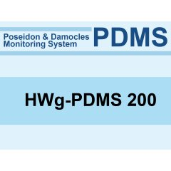 HWg-PDMS 200 : Monitorovací software